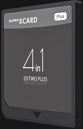SuperCard DSTWO PLUS